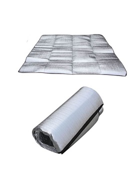 Pvc Aluminum Double Sided Waterproof 22m Picnic Pad Outdoor Mat