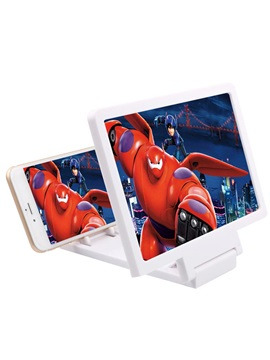 3d Multifaction Video Magnifying Glass Mobile Phone Screen Amplifier