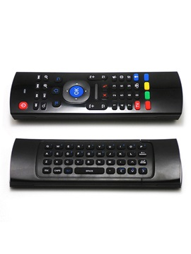 24g Remote Control Air Mouse Mx3 Wireless Keyboard Voice For Xbmc Android Mini Pc Tv Box