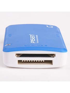 Pisen Smart Card Reader Multi Memory Card Reader
