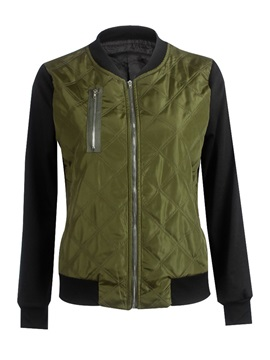 Stylish Asymmetric Zipper Jacket