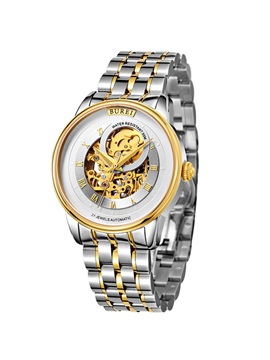 Sapphire Surface Waterproof Mens Mechanical Watch
