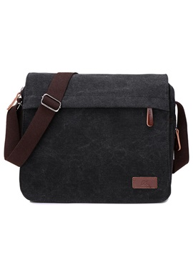 Retro Canvas Men's Shoulder Bag