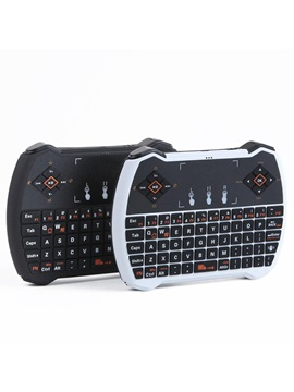 V6a Mini Wireless Keyboard 24g Wifi With Touchpad