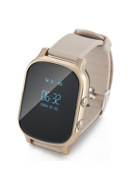 T58 Gsm Gps Tracker Sim Camera Smart Watch Phone For Ios Android