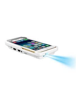 G6 Mini Ultra Thin 1080p Lcd Projector Home Cinema For Apple Iphone 6 6 S 7 7 Plus