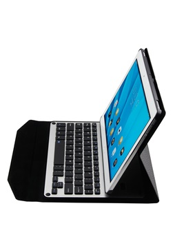Fashion Luxurious Leather Bluetooth Keyboard For Huawei M2 101 Inch Pc
