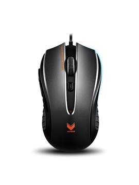 Rapoo V3000 Usb Wire Control Gaming Mouse Mice For Pc Laptop