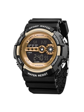 Multifunctional Shock Resistant Digital Mens Sports Watches