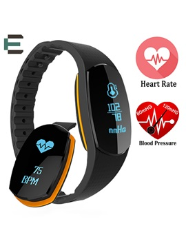 Sh09u Smart Watch Waterproof Sporting Activity Monitor Bluetooth Bracelet For Samsung Sony Android Apple Ios Cell Phones