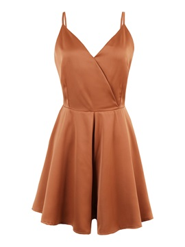 Kinikiss Culottes Backless Rompers