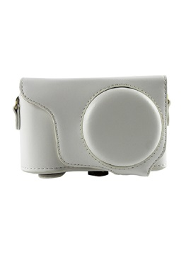 Protective Pu Leather Camera Case Bag For Galaxy Camera Gc100 Gc110 Ek Gc200