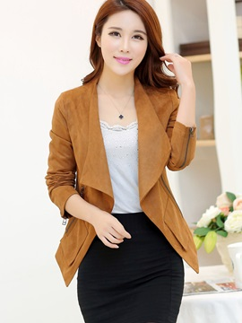 Fashion Long Sleeve Slim Womens Blazer
