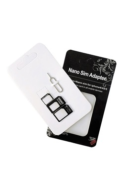 Microstandardnano Sim Card Adapterseject Pin Key For Cell Phone