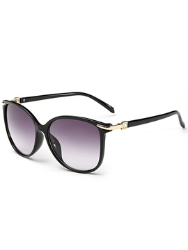 Vogue Plastic Frame Uv400 Sunglasses