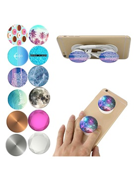 Fashion Pop Socket Air Phone Holder Expanding Stand Grip Pop Sockets Mount