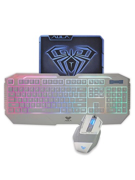 Aula Wired Keyboard Mouse Combo
