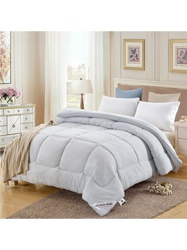 Small Flowers Printed Simple Style Winter Thick Quilts Comforters