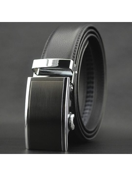 Mens High End Genuine Leather Mens Belt