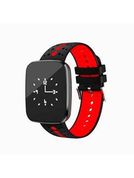 New V6 Smart Watch Fitness Tracker Heart Rate Blood Pressure Monitor For Apple Android Phones