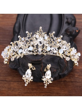 New Style Romantic Crown Brides Hair Accessories