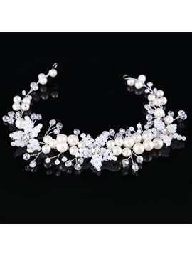 New Style Pearl Imitation Diamond Brides Wedding Hair Accessories