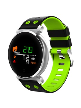 2017 Pop Smart Watch Ip68 Waterproof Fitness Tracker For Apple Android Phones Christmas Gifts