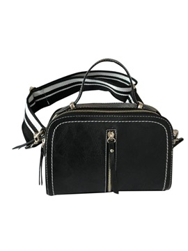 Casual Zipper Decoration Women Satchel