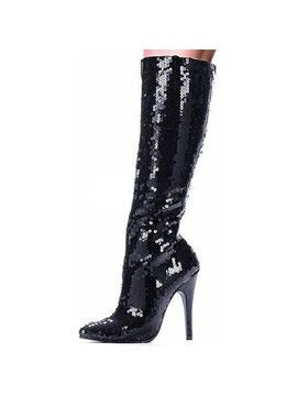 Pointed Toe Stiletto Heel Womens Boots