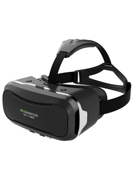 G 02 3d Virtual Reality Glasses Video Movie Game Box For 45 60 Inches Smartphones