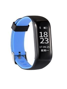 Big Screen Smartwatch Fitness Tracker With Heart Rate Monitor Waterproof