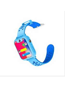 S6 Childrens Smart Watch 154 Inch Touch X Full Screen Sos Gprs Location Kids Safety Monitor