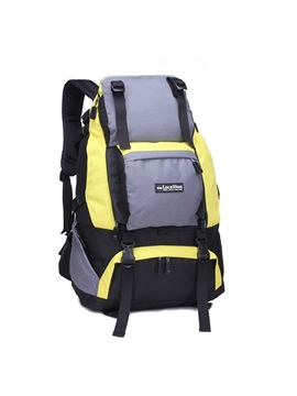 Casual Nylon Unisex Mountaineering Backpack