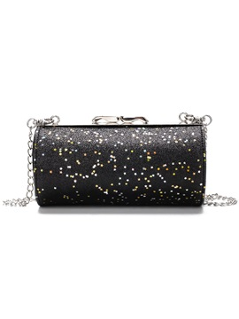 Fashion Sequins Chain Mini Crossbody Bag