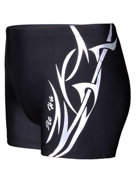 Tidebuy Quick Dry Mens Swim Boxer Shorts
