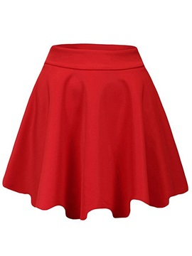 Plain Womens A Line Skirt