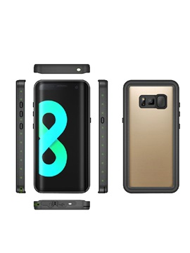 Samsung Galaxy S8 S8 Plus Phone Case Waterproof Up To 10 Meter