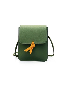 Vogue Green Mini Women Crossbody Bag