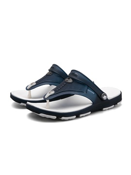Thong Slip On Sandals For Men
