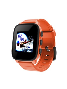 Smart Watch Men Women 5atm Waterproof Sports Watches Call Sms Notification Big Battery