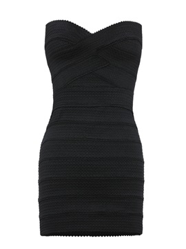 Tidebuy Above Knee Sexy Womens Sheath Dress