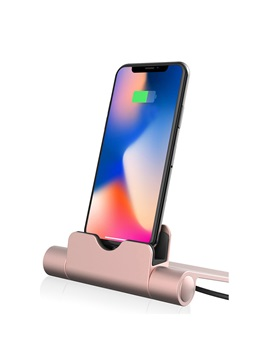 Iphone Charging Dock Desktop Charger Station For Iphone