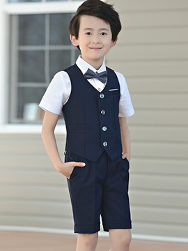 Boys Formal Piano Performance Outfit
