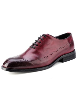 Brush Off Low Cut Upper Mens Dress Shoes