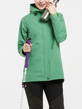 Uv Protection Single Womens Outdoor Jacket