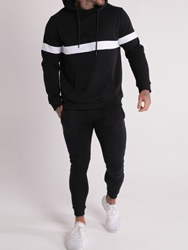 Casual Hoodie Mens Outfit