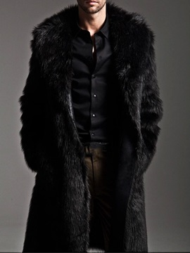 Long Winter Mens Coat