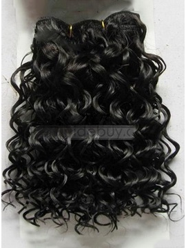 Popular Wavy Human Hair Extension