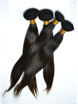 Superb Wholesale Straight Human Hair Weave 100g Piece