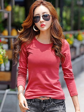 Good Match Long Sleeves T-Shirt